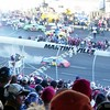 the cool thing about martinsville is victory lane is at the start/finish line.
