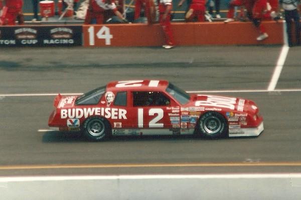 NASCAR 1986