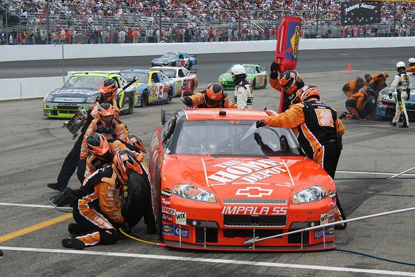 NASCAR Action Photos (up to 2009)