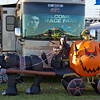 Halloween in the infield of Talladega 2010 Amp Energy Juice 500.