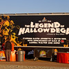 The Legend of Hallowdega at Talladega.