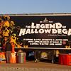 The Legend of Hallowdega at Talladega.