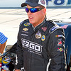 Ron Hornaday, Jr.  Outside Truck prior to 2010 Mountain Dew 250 at Talladega.
