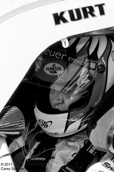 Kurt Busch NASCAR Sprint Cup Shell Pennzoil No. 22