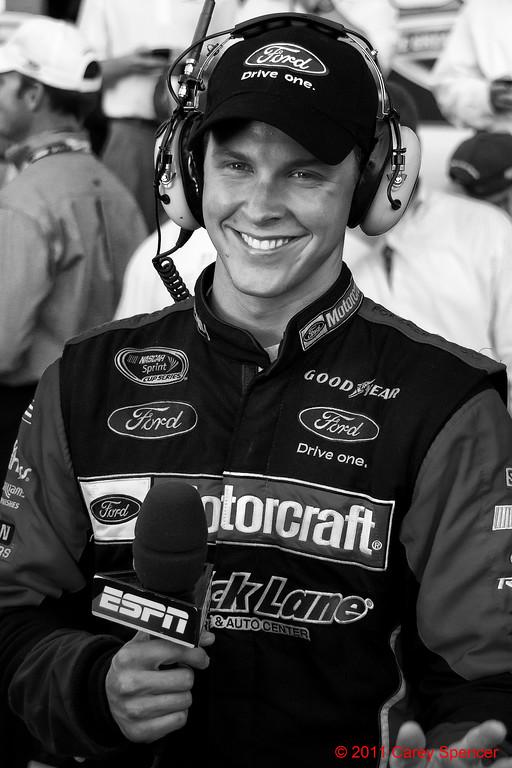 Trevor Bayne Daytona 2011