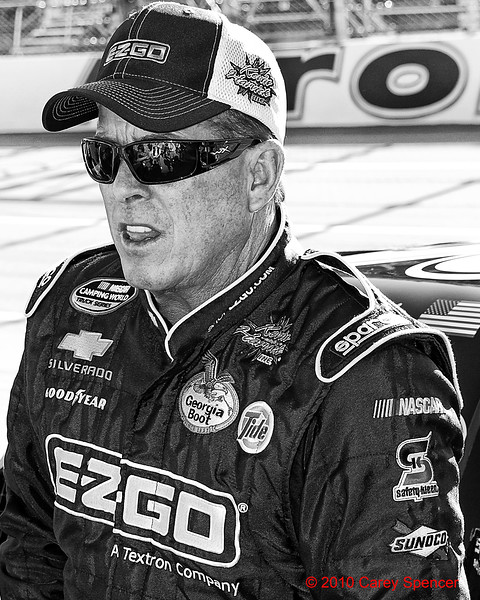 Ron Hornaday Talladega 2010