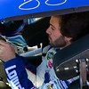#48 Sprint Cup Driver Jimmie Johnson getting set to race at Talladega in Amp Energy Juice 500.