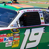 Elliott Sadler No. 19 Hunt Brothers Pizza Sprint Cup Car at Talladega Amp Energy Juice 500