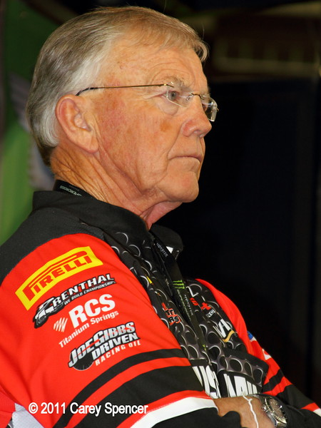 Joe Gibbs, Coach, Author, NASCAR Team owner, Champion, Football Hall of Famer, NHRA Team owner, Motocross Supercross Team owner - there are many ways that Joe Gibbs has become known to sports fans of all ages over the past three decades, but what constantly resonates with all of Coach Gibb's accomplishments is his strong faith in and commitment to Jesus Christ.