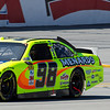Paul Menard Serta No. 98 Ford on Halloween at Talladega for the Amp Energy Juice 500.