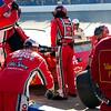 Tony Stewart Pit Stop Durning AMp Energy Juice 500 at Talladega.