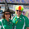 Ah, the Lovely Hard Working Folks at Hunt Brothers Elliott Sadler Racing Enjoyed Halloween While Securing a Top 15 Finish During the Amp Energy Juice 500.