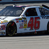 Whitney's Collison No. 46 Michael McDowell Car at Talladega AMp Energy Juice 500.