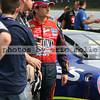 Jeff Gordon after qualifying