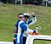 #19 Alex Tagliani driver parade