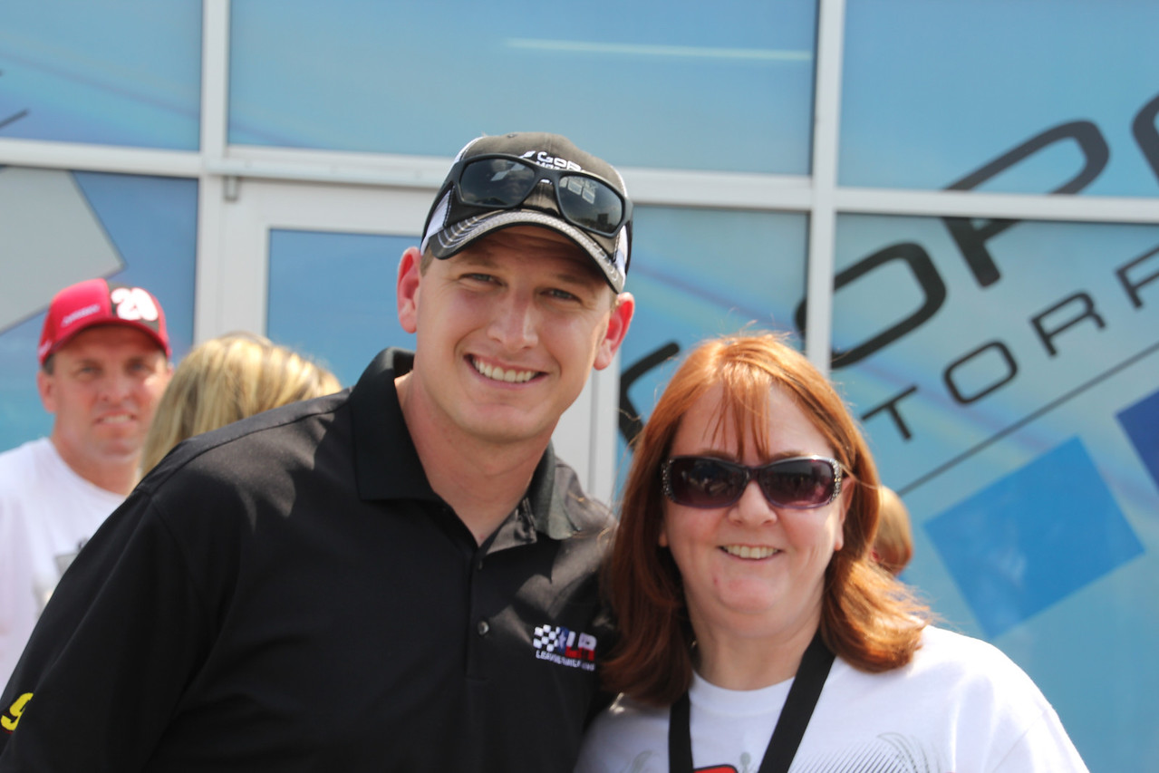 Michael McDowell and Leslie Ervin (daughter of ......me and Sue)
