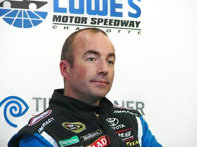 NASCAR tire test  Mar 18
