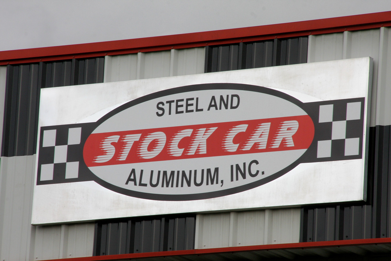 STOCK CAR STEEL had and open house on September 18th...and I was there
