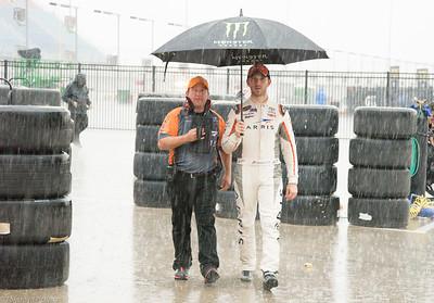Chicago Speedway #18 Daniel Rain LR-4402