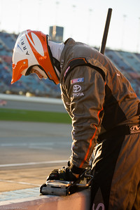 Chicago Speedway #18 Xfinity Pit LR -4591