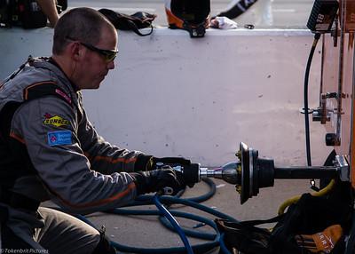 Chicago Speedway #18 Xfinity Pit LR -4539
