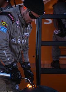 Chicago Speedway #18 Xfinity Pit LR -4573