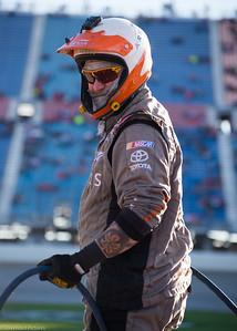 Chicago Speedway #18 Xfinity Pit LR -4554
