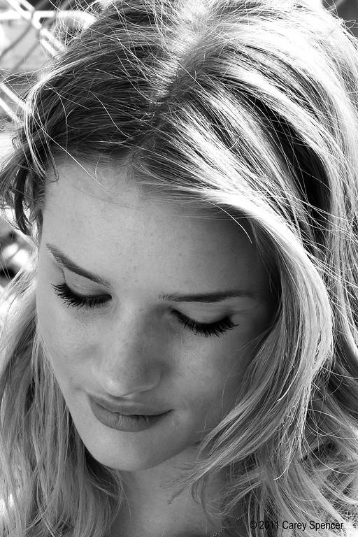 Beautiful British Victoria's Secret Model Rosie Huntington-Whiteley