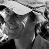 Director Michael Bay at Daytona