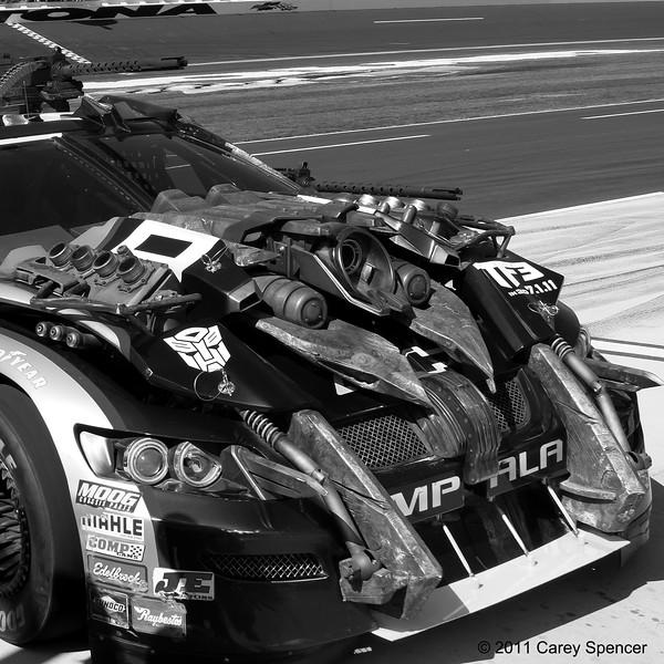Lowe's No. 48 NASCAR Autobot