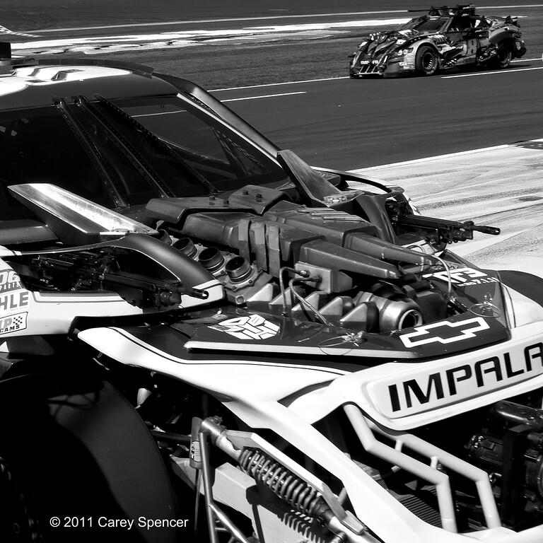 AMP Energy No. 88 NASCAR Autobot