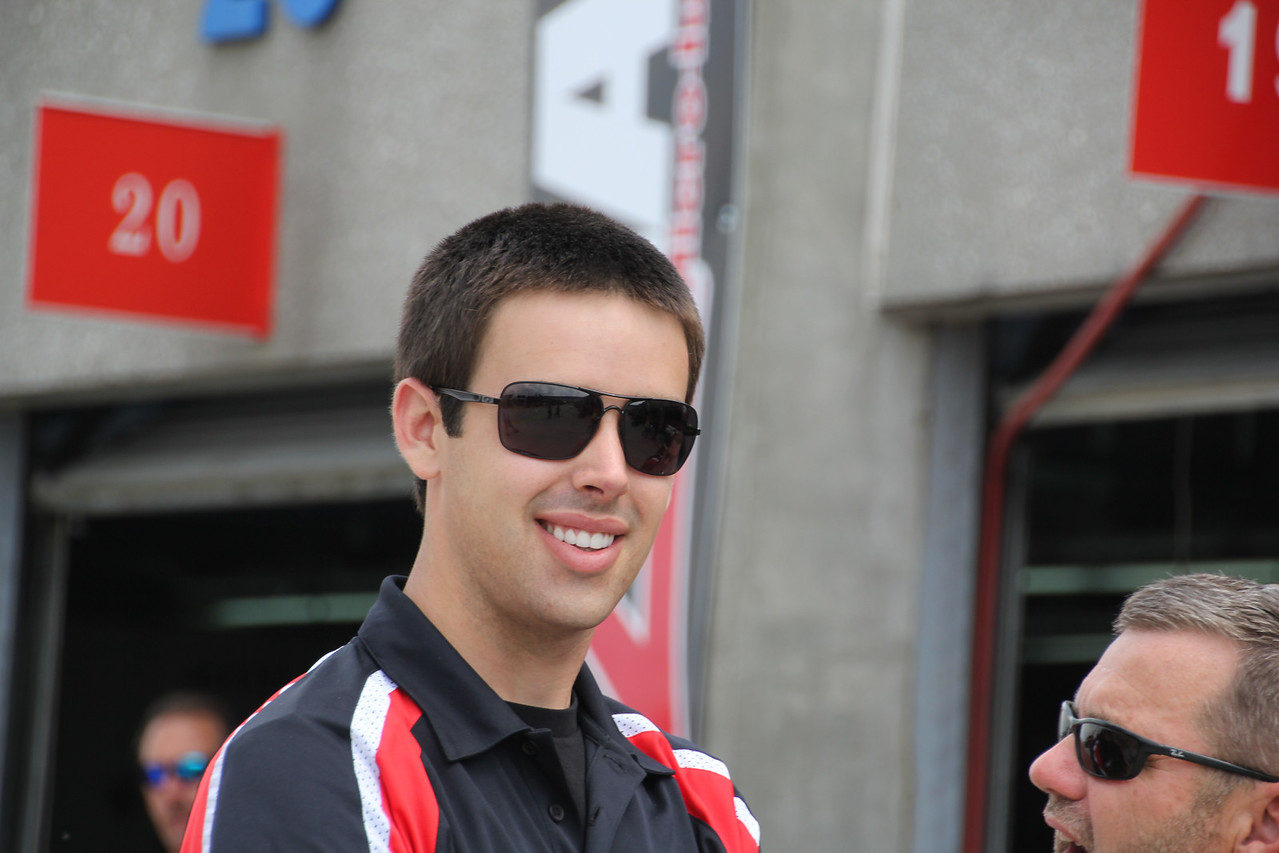 I was taking pictures of Timmy Hill when he was in Legend cars a few years ago..