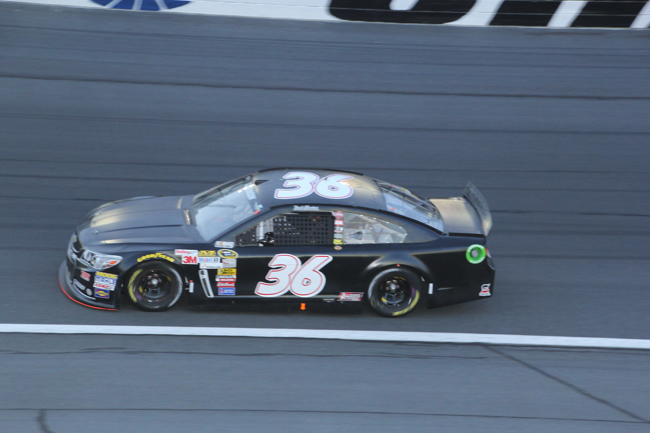 Reed Sorenson used to race Legend Cars at Charlotte Speedway when he was only 13 years old.