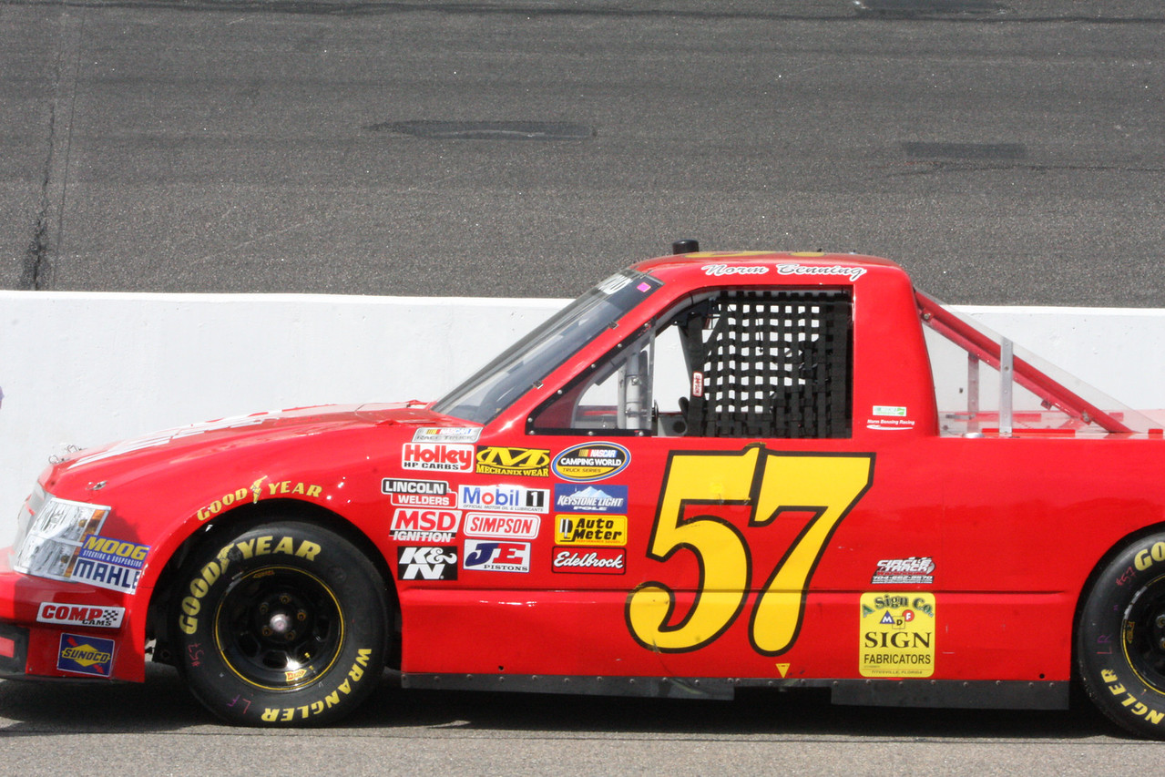 Norm Benning was 33rd