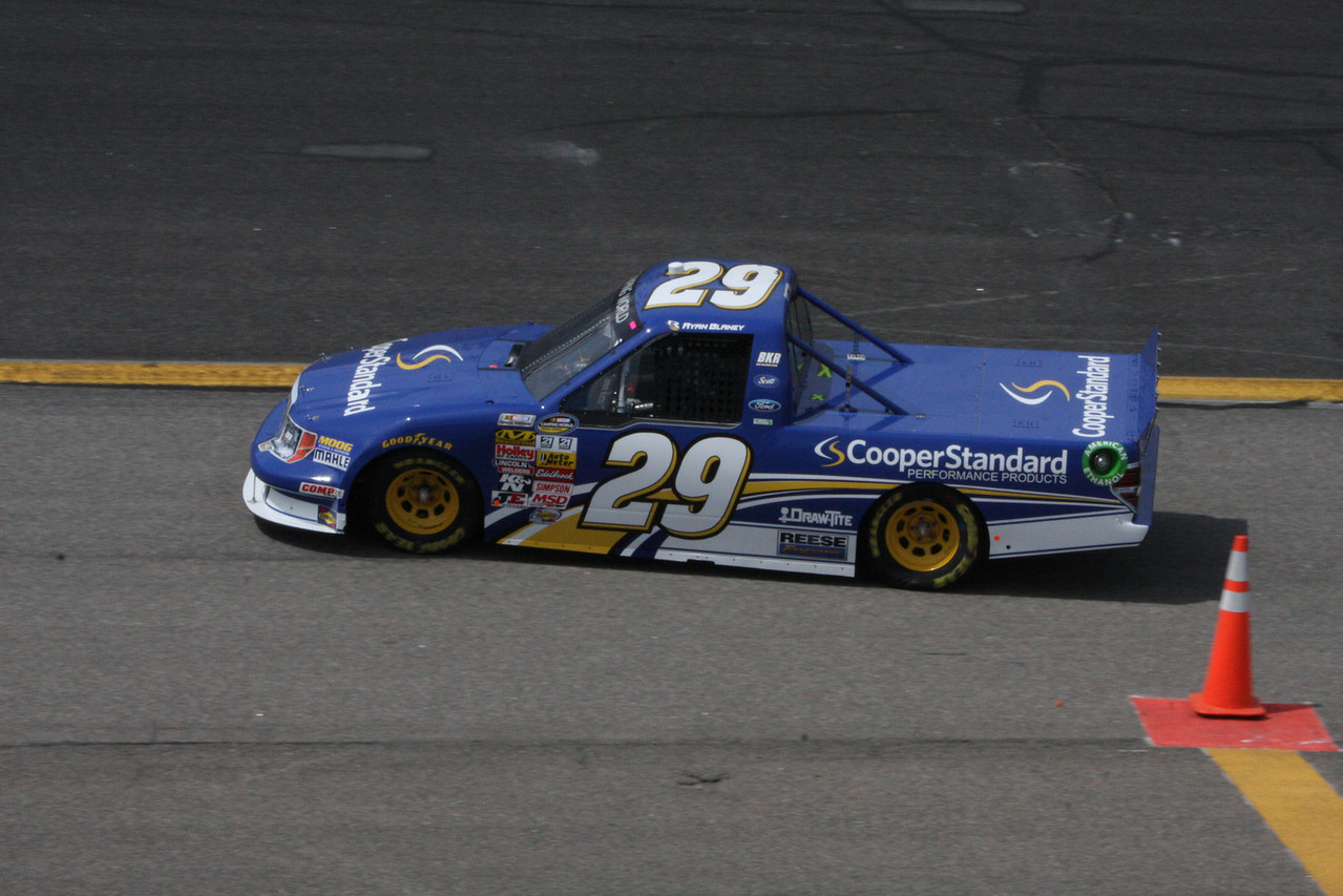 Ryan Blaney is another young gun with a bright future
