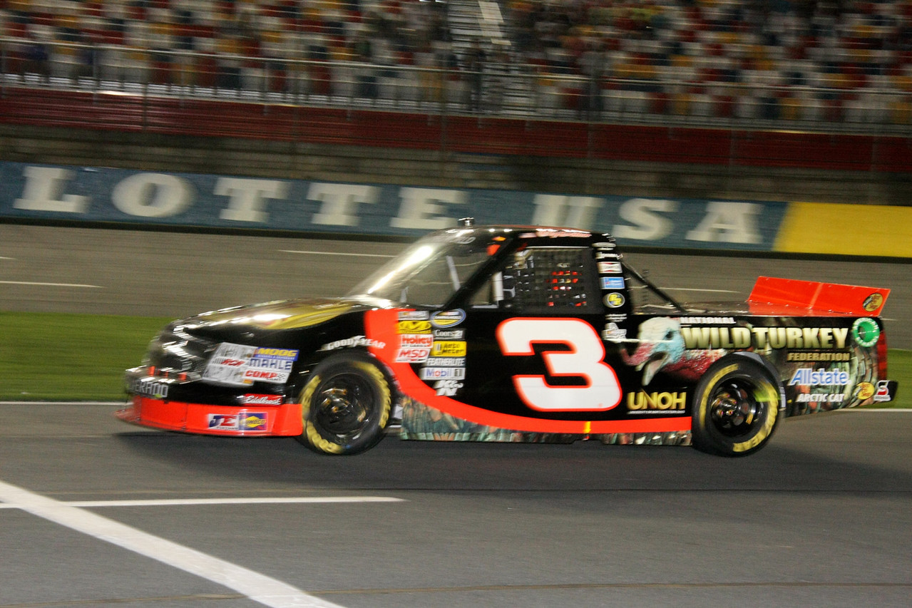 Ty Dillon struggled all night but ended with a top 10 finish