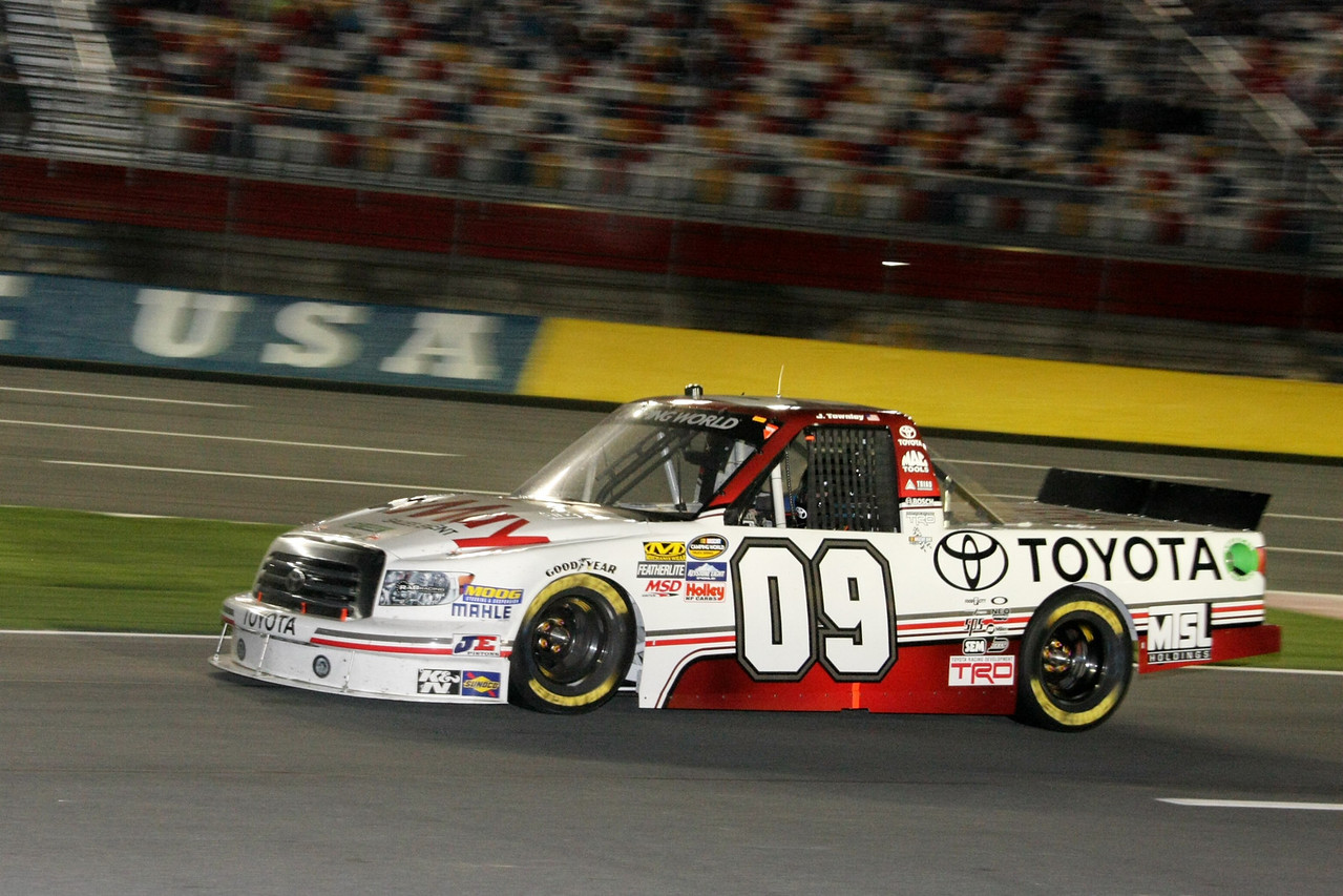 #09 John Wes Townley
