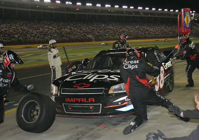 Charlotte Motor Speedway - Oct 2011 - By Matt LaFlair
