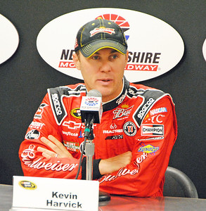 Kevin Harvick  in media center