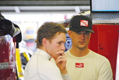 Scott Speed & Josh Wise