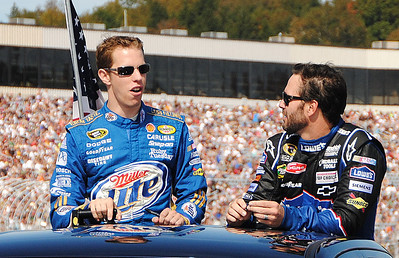Brad and Jimmie