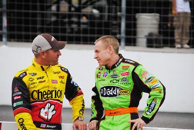 Clint Boyer and Mark Martin