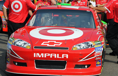Target  car shines in Tech