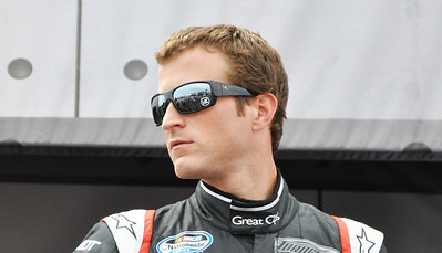 Kasey Kahne before nationwide race
