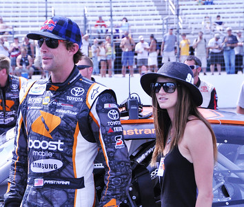 Travis Pastrana & Girlfriend
