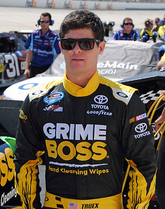 Ryan Truex Pole winner