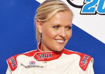 Christina Davidson - Miss Z-Max 2