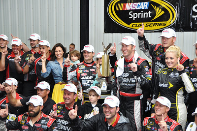 24 team in victory lane