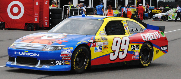 Carl Edwards 99 car