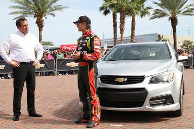 2014 Chevy SS- Daytona 500 045